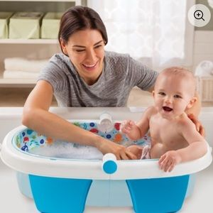 Summer FoldAway Baby Bath